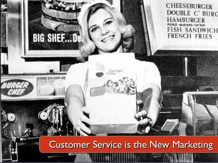 Customer Service is the New Marketing (Thor Muller, Startonomics SF 2008)
