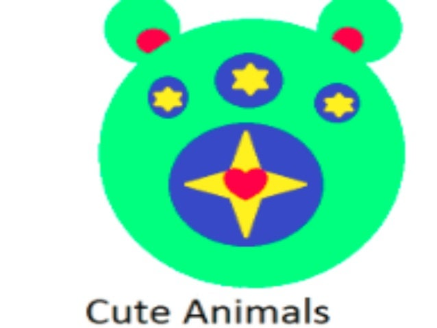 Editor's Message Hi, My name is Marie-Pier. I'm 13 years olds. The title of my magazine is Cute Animals Magazine. This mag...