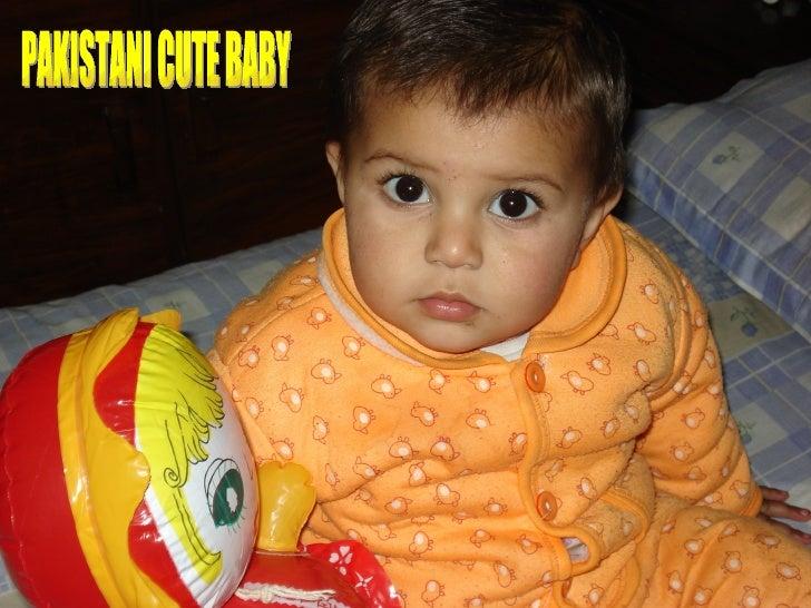 PAKISTANI CUTE BABY