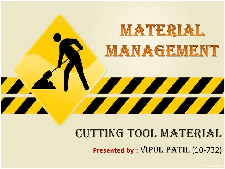 Cutting tool material