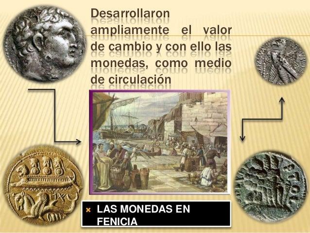 Cultura Los Fenicios Los Fenicios Recibieron