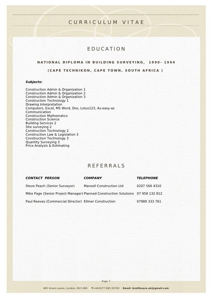 Resume - Perth Region, WA   Resume   Gumtree Australia Free