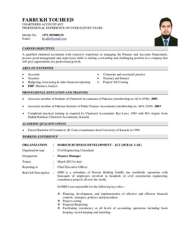 Essay format standard
