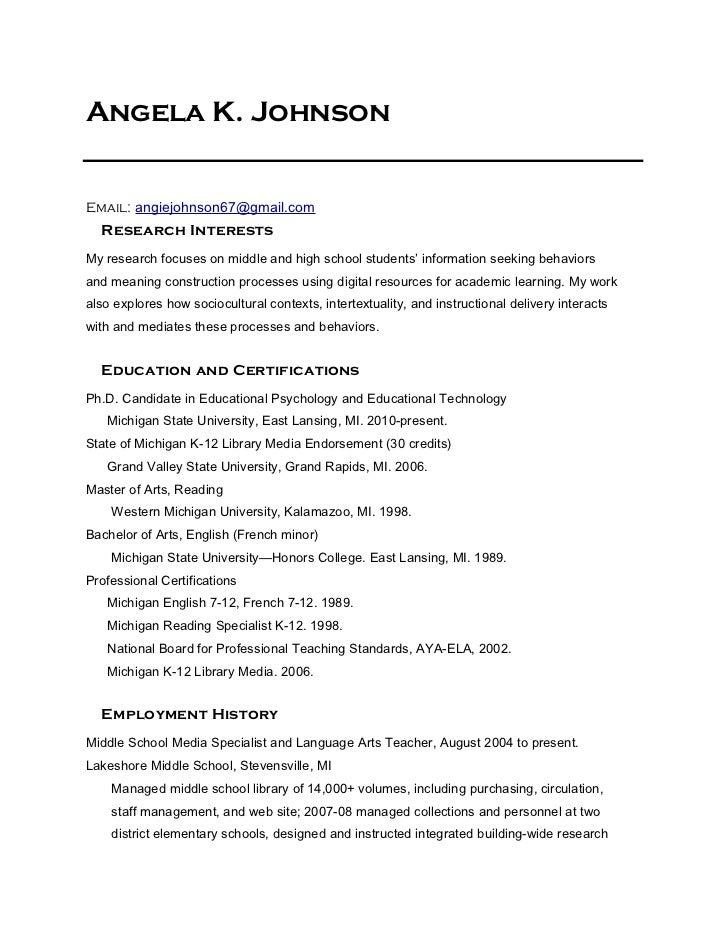 Cv resume-sep2012