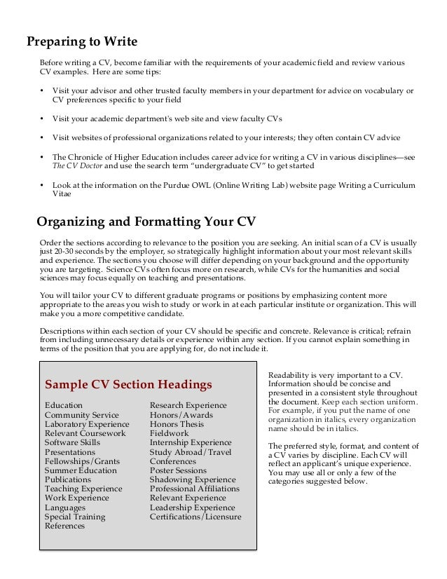 resume writing services sample curriculum