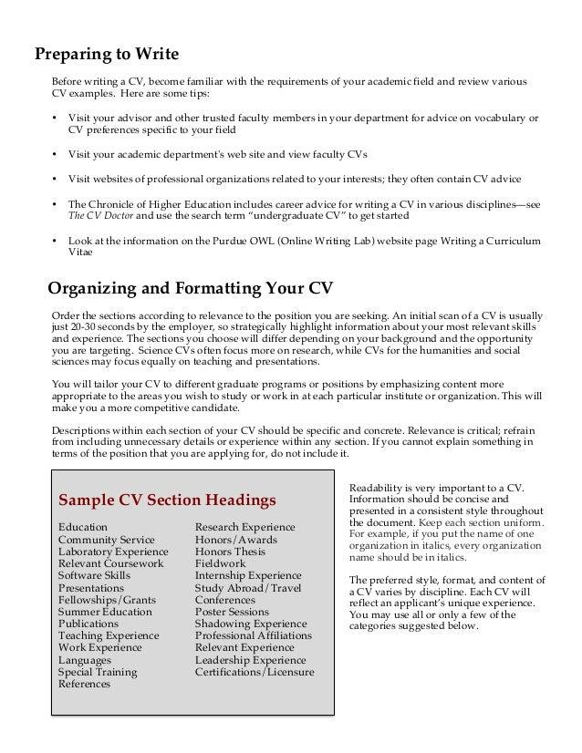 PROFESSIONALLY DESIGNED GRADUATE CV EXAMPLES Domov