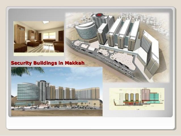 Security Buildings in MakkahSecurity Buildings in Makkah