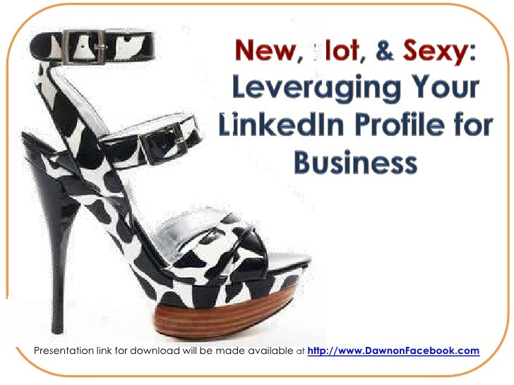 Linkedin Tips for WEB