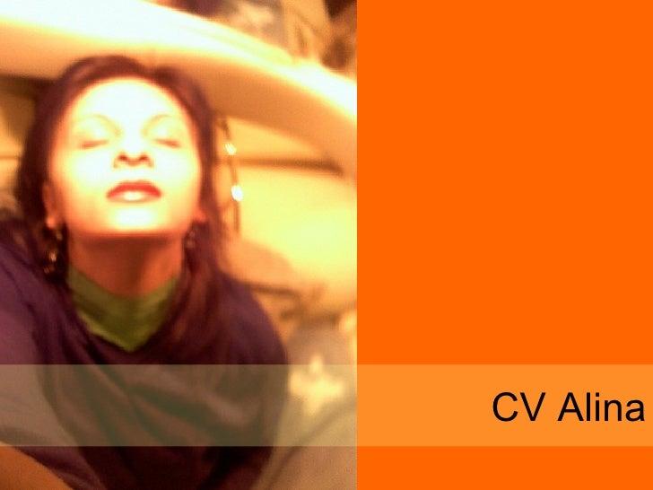 CV Alina