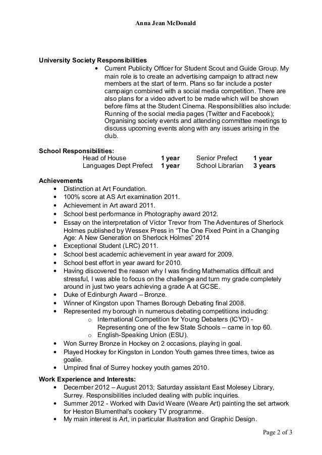 Resume For Working Student Binder Pedigreeadoptame Co