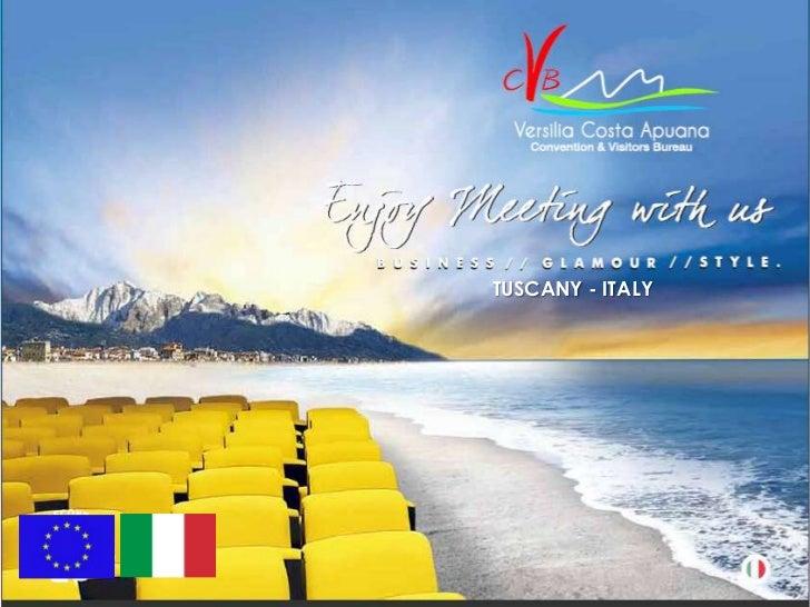 Convention & Visitors Bureau Versilia Costa Apuana