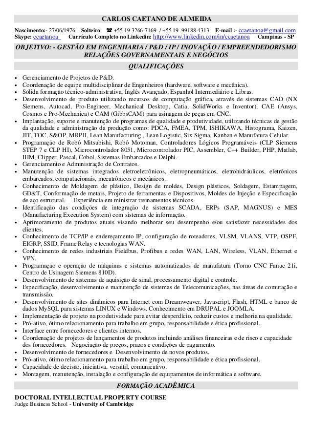 Full CV Caetano POR