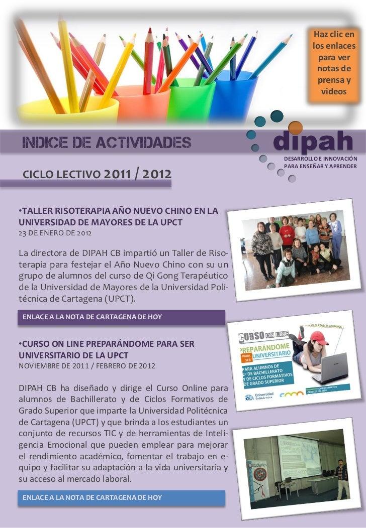 DIPAH CB I+D+I