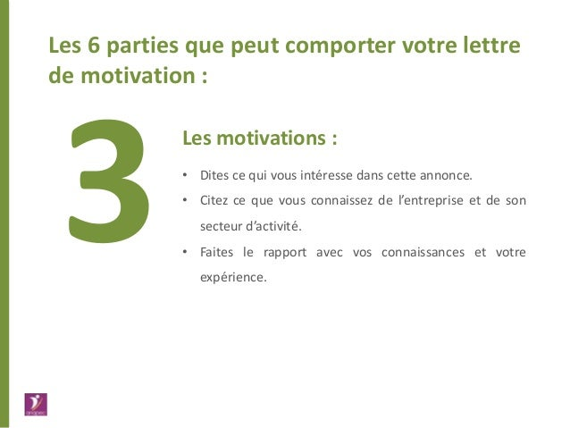 modele lettre de motivation simple et courte