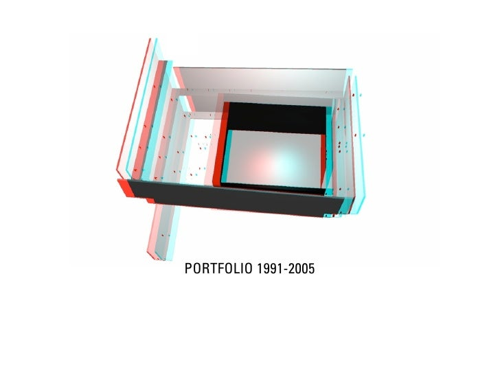 PORTFOLIO 1991-2005