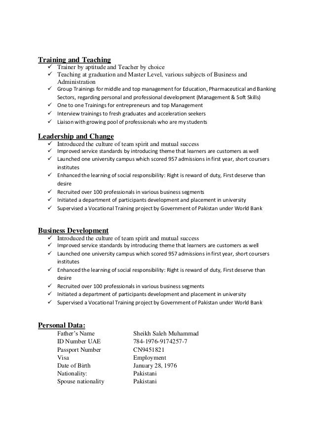 esl writing a resume lesson plan