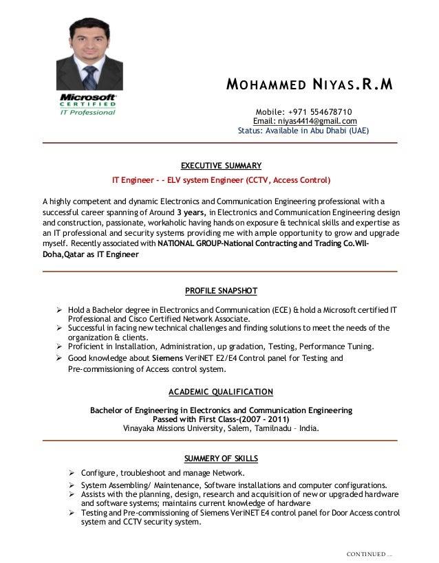 system engineer resume samples visualcv resume samples database