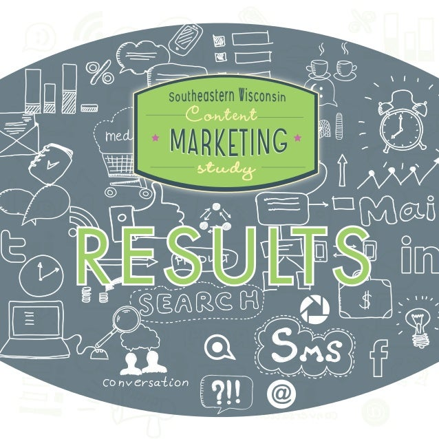 2013 Content Marketing Study: The results