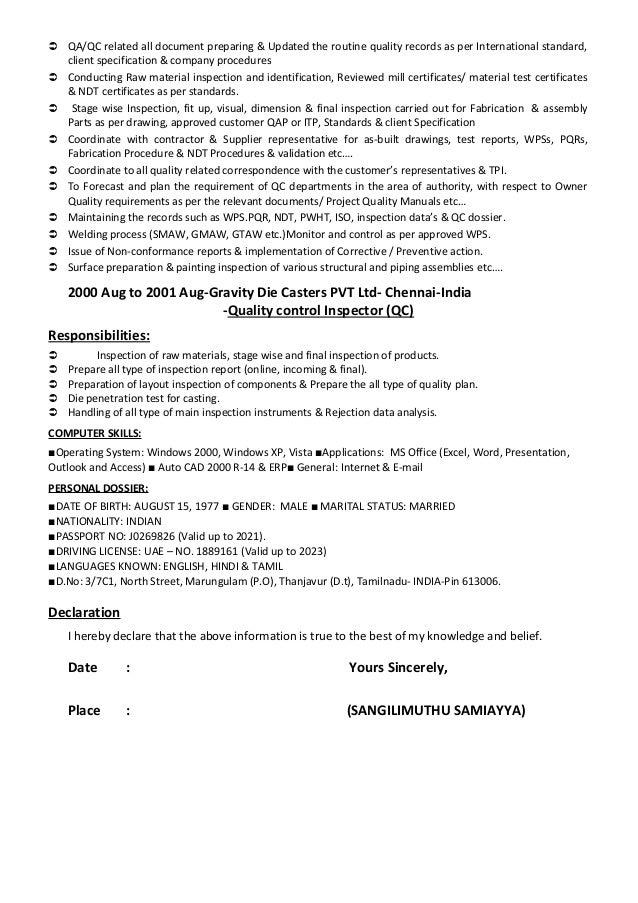 doc engineer mount process resume surface drureport813