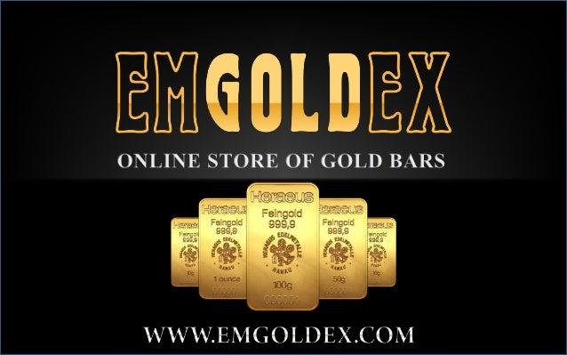 Qué debe saber un cliente de la compañía Emgoldex  1. La compañía Emgoldex no es un fondo de inversión  2. La compañía Emg...