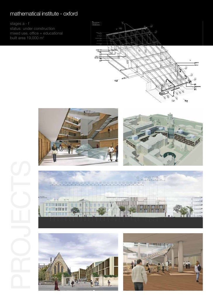 Pin architect cv sample on pinterest for Architectural design sample