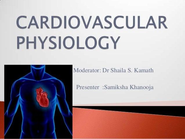 Moderator: Dr Shaila S. Kamath Presenter :Samiksha Khanooja