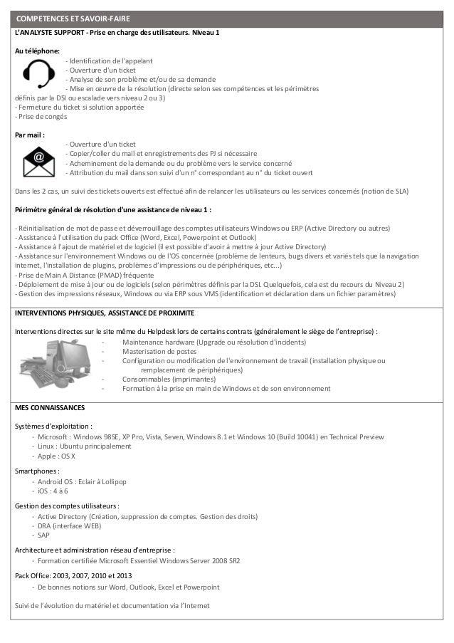 cv tech info