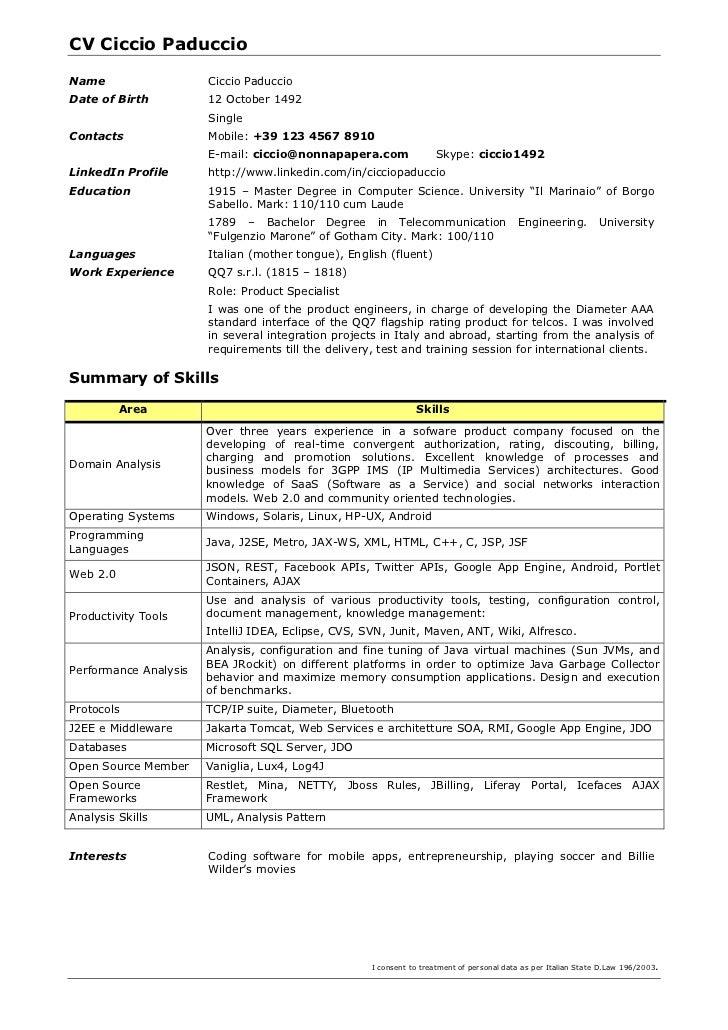 Mckinsey Resume Example : McKinsey Resume Sample, Skills Based ...