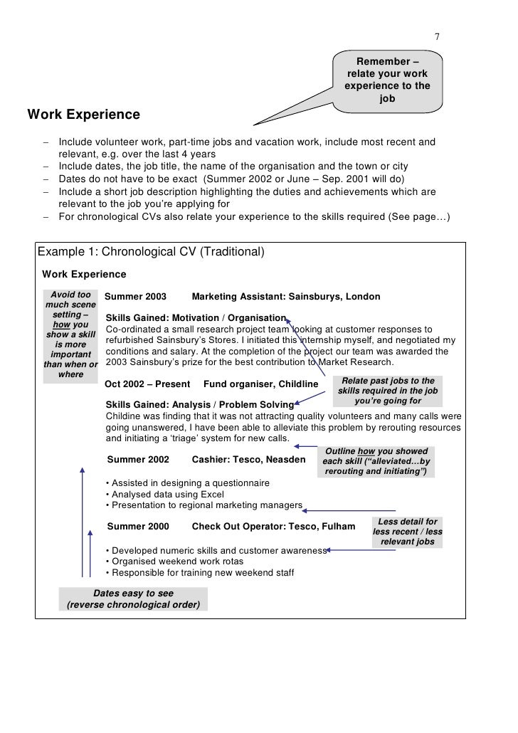 Cv example for students part time job how to write a thesis cv example for students part time job yelopaper Gallery
