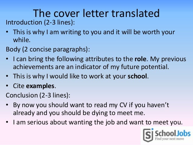 writing a cover letter to someone you dont know Resume Writing