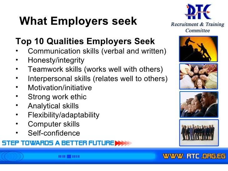 employer seeking resumes
