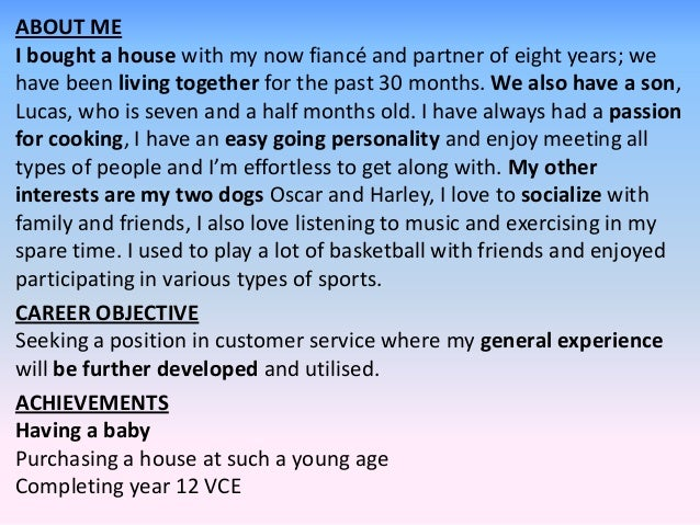 For A 16 Year Old Cv Template. How To Write A CV For A 16 Year Old ...