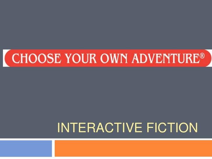 Cw choose yourownadventure