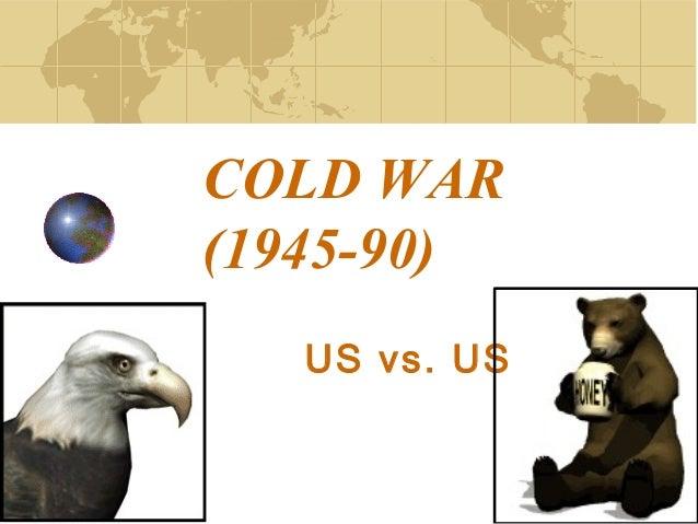 Cold War beginning 1945-1949