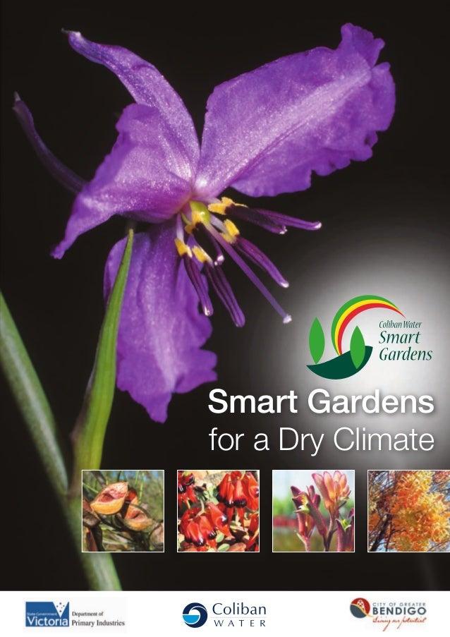 Smart Gardensfor a Dry Climate