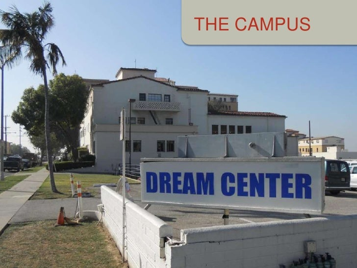 THE CAMPUS<br />