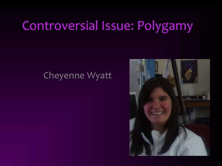 C wyatt controversial issue