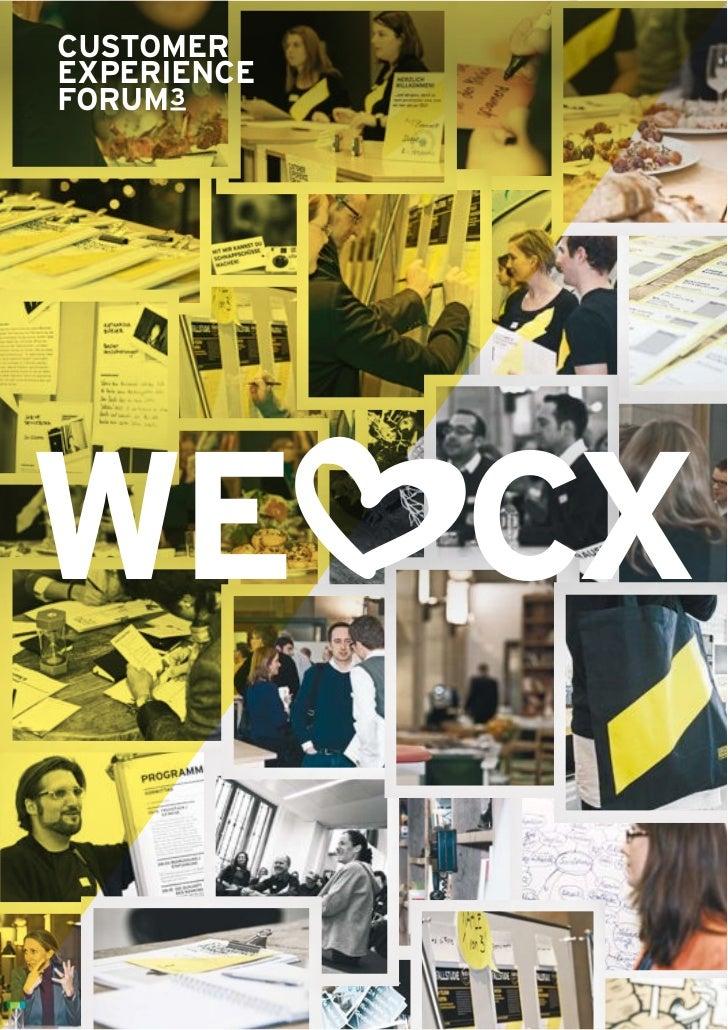 CX-Forum 3 Magazin