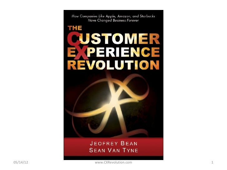 Customer Experience Revolution