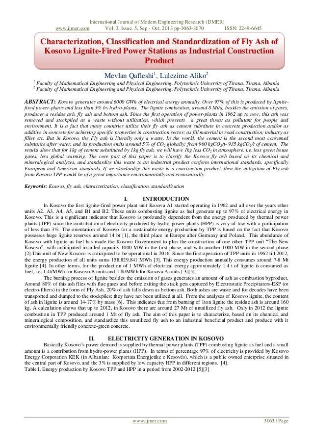 www.ijmer.com  International Journal of Modern Engineering Research (IJMER) Vol. 3, Issue. 5, Sep - Oct. 2013 pp-3063-3070...