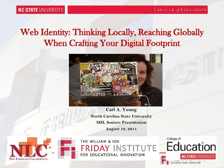Web Identity: Thinking Locally, Reaching Globally When Crafting Your Digital Footprint<br />      Mary Hodder (http://www....