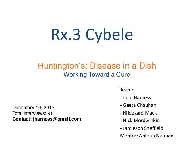 Cybele final presentation