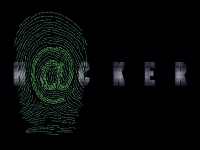 Who is a HACKER? A hacker is a person who has a complete knowledge of a computer system.