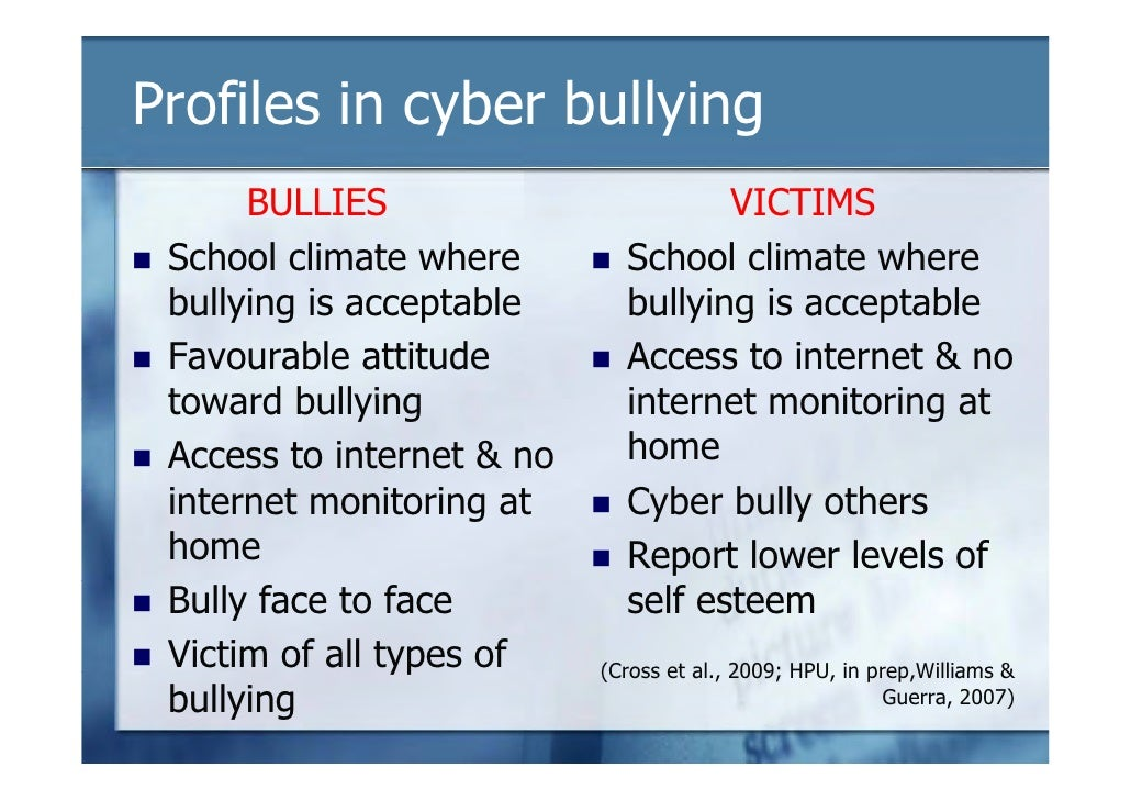 cyber bullying an epidemic essay This is an updated version of post that first appeared on safekidscom  cyberbullying is not an epidemic and it's not  is the 'bullying epidemic' a.