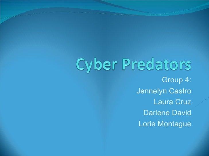 Cyber Predator Presentation