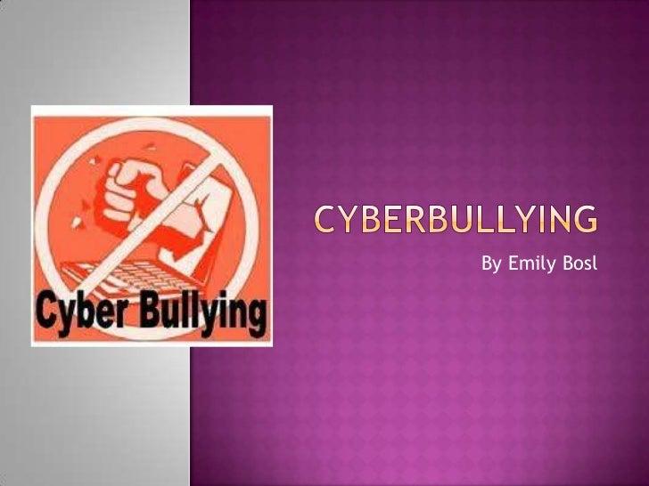 Cyberbullying 2.4