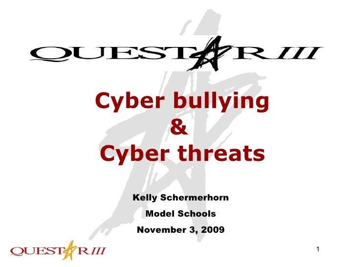 Cyberbullying Class