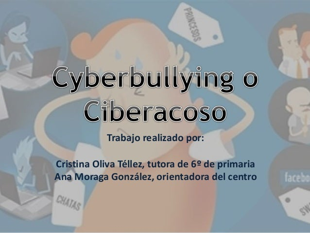 Trabajo realizado por: Cristina Oliva Téllez, tutora de 6º de primaria Ana Moraga González, orientadora del centro