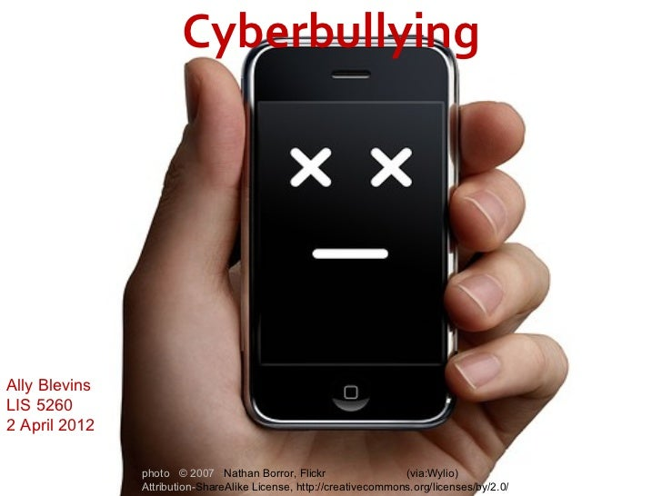 Cyberbullying presentation