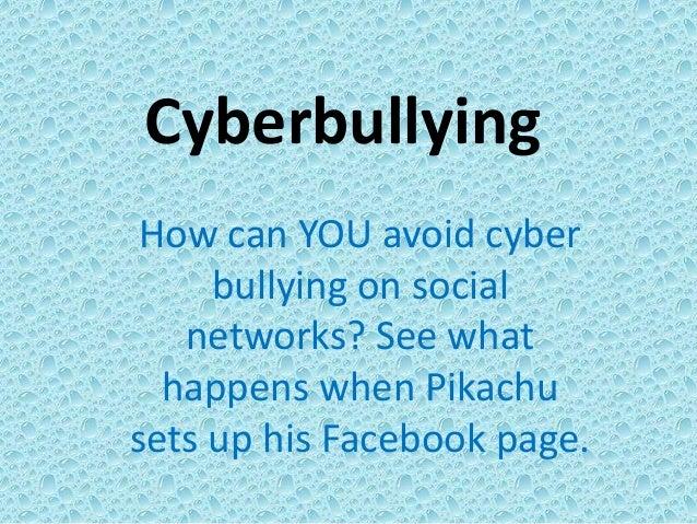 Cyberbullying w fakebook
